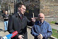 Дегтярев умеет общаться с людьми, у него всегда есть конкретика - политолог Валерий Чудесов