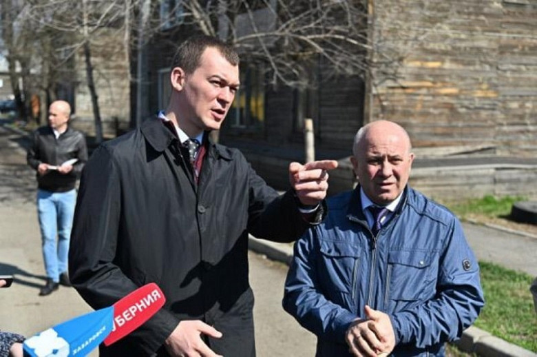 Дегтярев умеет общаться с людьми, у него всегда есть конкретика - политолог Валерий Чудесов фото 2