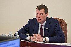 Михаил Дегтярев лично проконтролирует устранение паводка в Николаевском районе