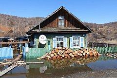 Краевые власти ликвидируют последствия паводка в Николаевском районе