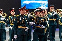 Московские суворовцы стали победителями фестиваля «Амурские волны» в Хабаровске