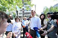 Поликлиника, ливневки, «Ерофей» - Дегтярёв дал ряд важный поручений по Индустриальному району Хабаровска