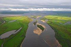 В реке Кур в Хабаровском районе активно прибывает вода