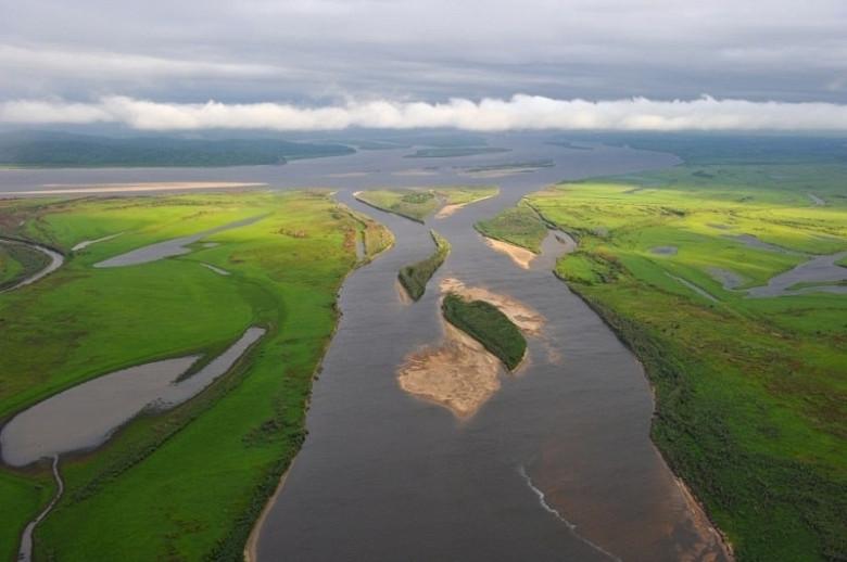 В реке Кур в Хабаровском районе активно прибывает вода фото 2
