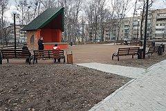 Новые скверы, чистые дворы и комфортные зоны отдыха: Хабаровский край приводят в порядок