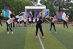 Дети из Вяземского района записали видеообращение участникам летних Олимпийских игр в Токио