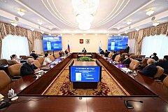 Первое в этом году заседание совета политических партий прошло в Хабаровске