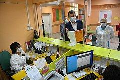 В Хабаровском крае началась масштабная модернизация сферы здравоохранения