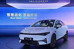 Китайский производитель электромобилей Xpeng оценил свой новый седан в 24700 долларов США