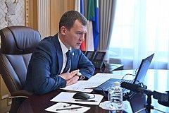 Михаил Дегтярев за год восстановил коммуникацию региона с федеральным центром - «Опора России»