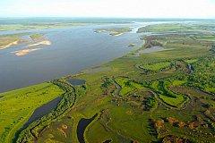 Уровень воды в Амуре снова может подняться до отметки неблагоприятного уровня