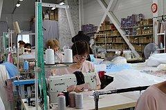 Предприятия легкой промышленности переориентировали производство в Хабаровском крае