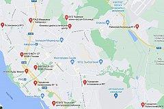 Пункты вакцинации Хабаровского края теперь в Google Картах