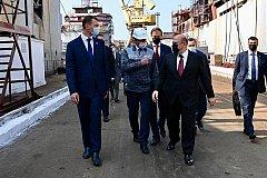 Новый этап: Амурский судостроительный завод на пороге выхода на азиатско-тихоокеанский рынок