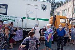 Михаил Дегтярев поручил продолжить работу автопоезда «Здоровье» в Хабаровском крае
