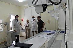 Новое оборудование появится в амбулаториях и больницах Хабаровского края