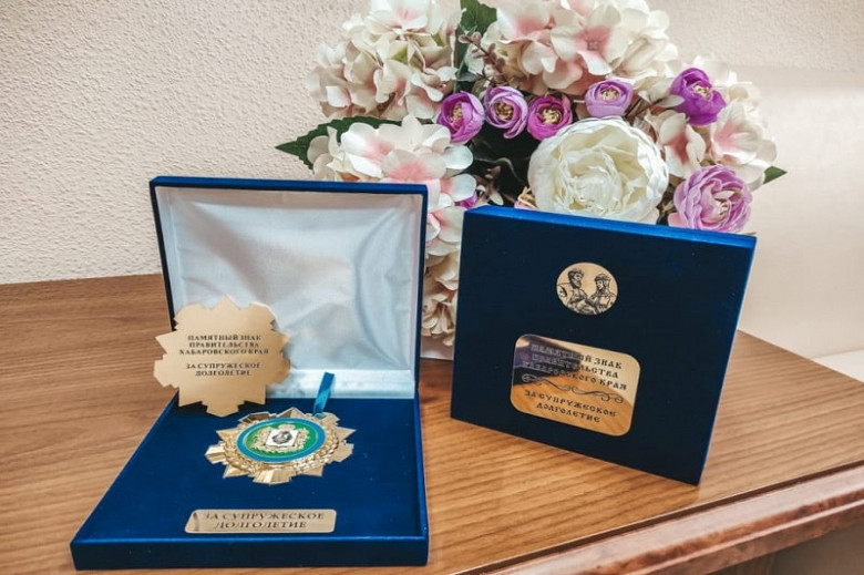 В Хабаровском крае около 4 тысяч семей получили выплаты «За супружеское долголетие» фото 2
