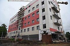 Новая Центральная районная больница в Николаевске-на-Амуре заработает через год