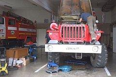 Михаил Дегтярев: Парк противопожарной техники полностью обновим