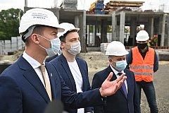 Михаил Дегтярев: Для снижения цен на жилье в Хабаровском крае будем больше строить