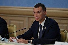 Михаил Дегтярев возглавил подготовку Хабаровска к празднованию его 165-летия