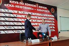 Контракт с главным тренером «СКА-Нефтяника» Михаилом Юрьевым продлен на три года