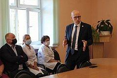 Краевую программу «Земский доктор» пересмотрят по поручению Михаила Дегтярева