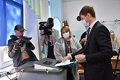 Экзитпол: Михаил Дегтярев лидирует на выборах главы Хабаровского края
