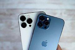 Производство iPhone 13 Pro обходится Apple на 20 долларов дороже, чем iPhone 12 Pro