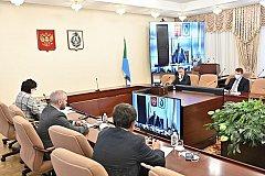 В Хабаровском крае растет число заболевших COVID-19 среди людей старше 60 лет