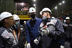 Михаил Дегтярев: «Амурсталь» станет участником кластера производства стройматериалов
