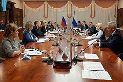 Правительство Хабаровского края работает над созданием комфортных условий для бизнеса