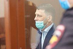 У бывшего губернатора Хабаровского края истек срок ознакомления с уголовным делом