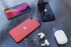 iPhone SE 3 станет последним смартфоном Apple с ЖК-экраном