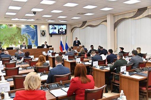 Утверждён бюджет Хабаровского края на 2021 год и плановый период 2022–2023 годов