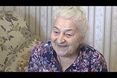 Ветерана ВОВ Бориса Коллегова, родившегося в День защитника Отечества, поздравил Михаил Дегтярёв