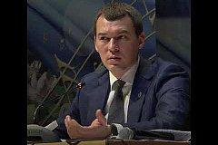 Михаил Дегтярев предложил перевезти в Вяземский 200 жителей посёлка Шумный