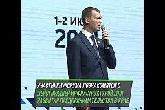 Первый Инвестиционный форум «Энергия Дальнего Востока» проходит в Хабаровске