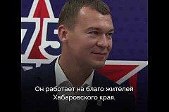 В Хабаровском крае проходят большие изменения в области спорта